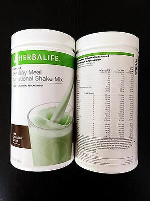 2 Herbalife Formula 1 (F1) 100% Australian Product Choose your Preferred Flavour