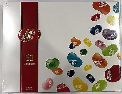 911039 600g GIFT BOX OF JELLY BELLY, JELLY BEANS, 50 FLAVOURS - GREAT VALUE! USA