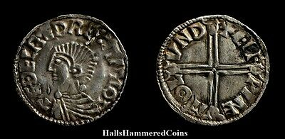 Aethelred II Penny - Long Cross Type (HHC4101)