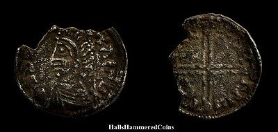 Aethelred II Penny - Long Cross Type (HHC4102)