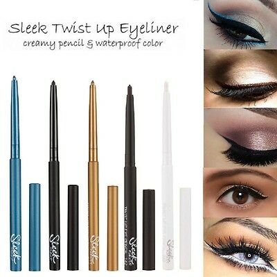 Sleek,  Waterproof Twist Up Eyeliner, Various Colour Available