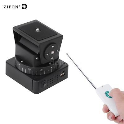 Remote Control Tripod Motorized Pan Tilt Ball Head for Gopro Hero Sport Camera
