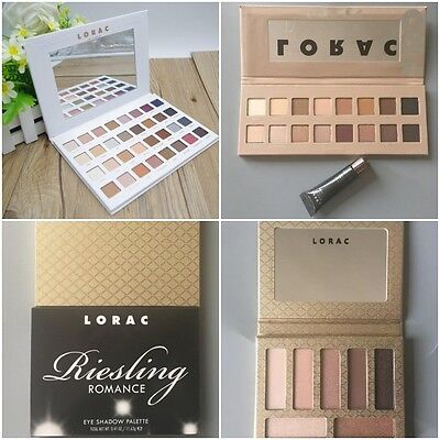 Newest Ediition  Lorac Pro Palette Eyeshadow Highlighter Make Up Set Beauty Gift