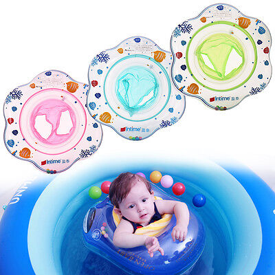 Double Independent Airbag Structure Inflatable Swimming Ring Seat Ring For Baby