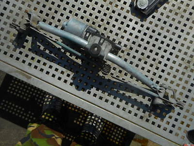 VW Polo 9N 02-05 Front Wiper Motor and Linkage 6Q2955119A 9N3