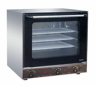 Empire Electric Convection Oven with Steam Function - Double Fan YXD- 4AE