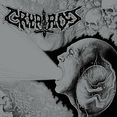 Crypt Rot Embryonic Devils Vinyl LP NEW sealed