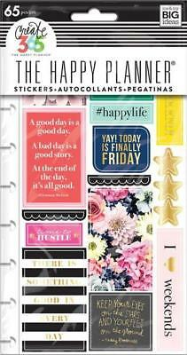 Mambi Happy Planner Create 365 Sticker Set - 5 Sheets