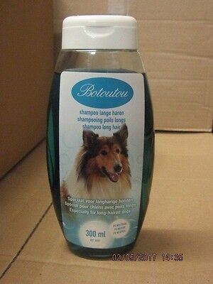 Shampooing Chien Poil Long Neuf