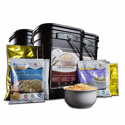3 Month Emergency Food Supply - NEW