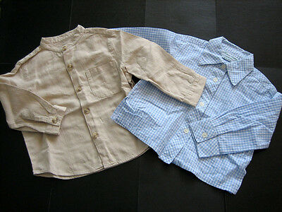 Lote Dos Camisas Monsoon 18-24 Meses
