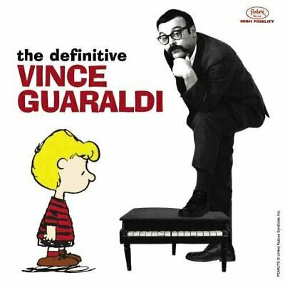 Vince Guaraldi Definitive Vince Guaraldi box set Vinyl 4 LP NEW sealed
