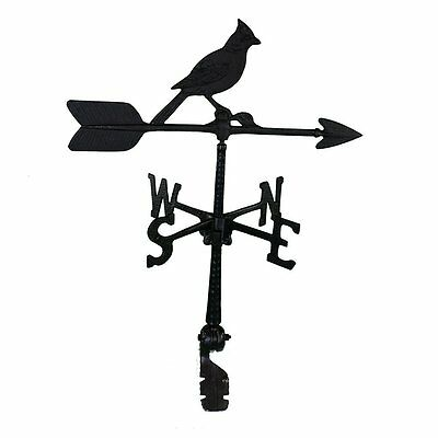 Montague Metal Products 24-Inch Weathervane with Cardinal Ornament