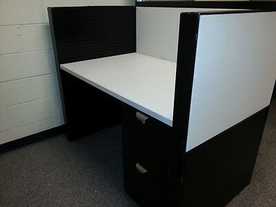 Steelcase Montage 48x30 Call Center Cubicles