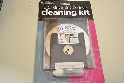 3.5: Drive & CD Drive cleaning Kit S-11