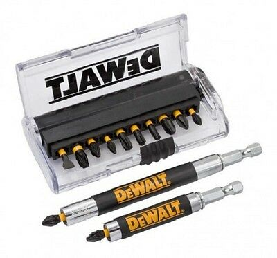 DEWALT Extreme DT70574T-QZ 14 Piece Impact Torsion Screwdriver Set