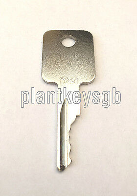 Case Ih Tractor Key - Free Uk Post
