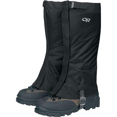 Outdoor Research Women s Verglas Gaiters Black Small