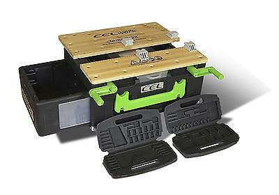 CEL WQ1 Work Quattro All In One Clamp and Toolbox