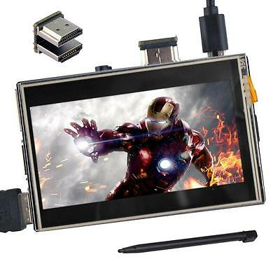"""OSOYOO 3.5"""" HDMI Touch Screen LCD Display Monitor 1920x1080 Audio Output..."""