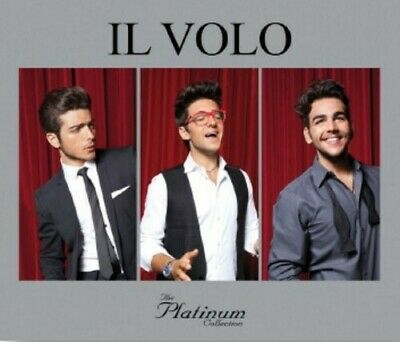 Il Volo Platinum Collection  3 CD NEW sealed