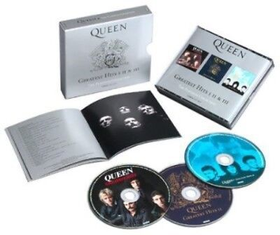 Queen Platinum Collection box set 3 CD NEW sealed