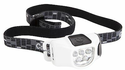 Coleman CHT4  Headlamp Headlight for Ourdoors with Three Modes 2 AAA Batteries
