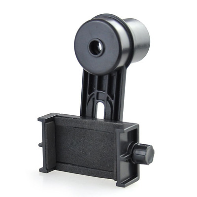 Gosky 1.25inch Telescope Smartphone Adapter - With 10mm Eyepiece
