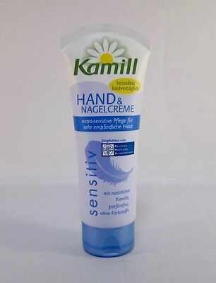 KAMILL EXPRESS NAILS and hand cream-75ml-Made in Germany