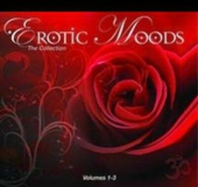 Nusound Vol. 1-3-Erotic Moods The Collection box set 3 CD NEW sealed
