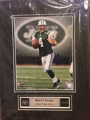 Brett Favre New York Jets photo