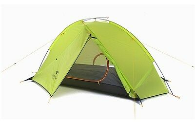 NEW Taga 1 2 PERSON Light Camping Hiking Tent 1.37kg Waterproof Quality Outdoor