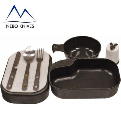 Red Rock Outdoor Gear 8 Piece Mess Kit Hunting Camping RED06013