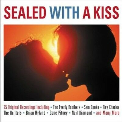 Sealed With A Kiss 3Cd Sealed With A Kiss 3 CD NEW sealed