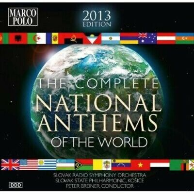 National Anthems Of The World 2013 Edition National Anthems Of The World 2013 Ed