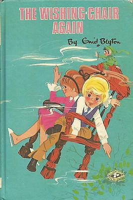 The Wishing Chair Again by Enid Blyton - Hardcover - S/Hand