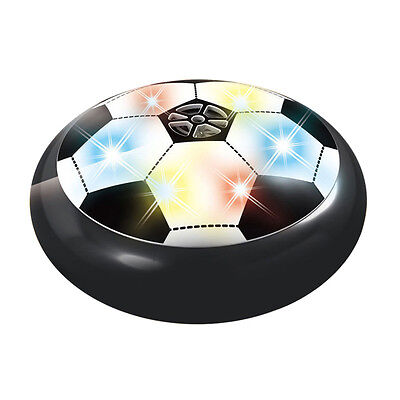 Indoor Air Cushion Floating Football Power Soccer Disk LED Lights