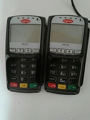 2%v2   Ingenico iPP320 USB - EMV PIN Pad Payment Terminal w/ Chip Credit Card