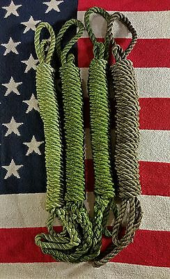 Vietnam Infantry Airborne Extraction Rope Coil