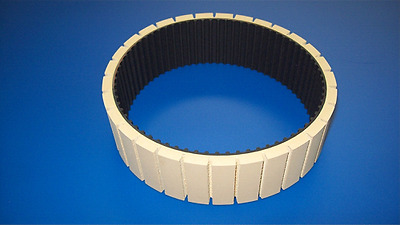 212572 Feed Belt, Grooved Gum, Cheshire HPF for use with Videojet Cheshire
