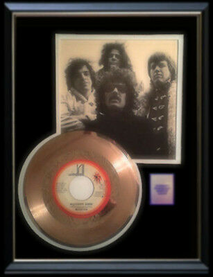 Mountain Mississippi Queen Gold Record Rare Disc Leslie West