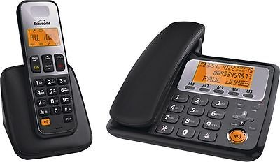 Binatone 3505 Concept Combo Twin Telephone With Caller ID Call Divert Call Log
