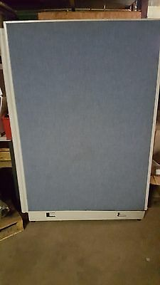 Office Cubicle Wall 5 Ft Tall X 4 Ft Wide