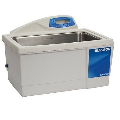Branson CPX8800H Ultrasonic Cleaner w/ Digital Timer Heater & Degas, New