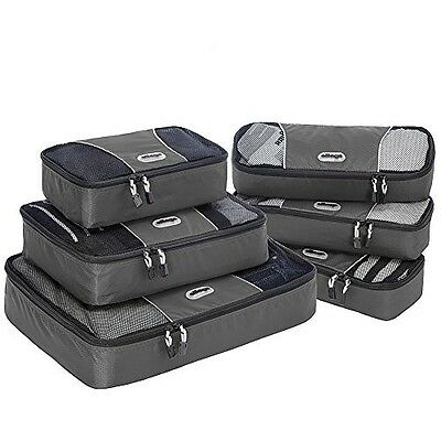 Ebags Packing Cubes Value Set For Travel Accessories Family Cargo Organizer Tita