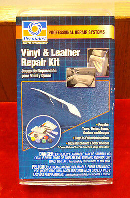 Permatex Vinyl & Leather Repair Kit / Item No. 80902