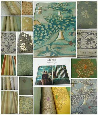 Zoffany ARDEN- by Melissa White - Wallpaper Sample Book - 36 pcs