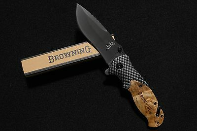 Browning X50 Quick-Opening Tactical Knife - USA SELLER!!!