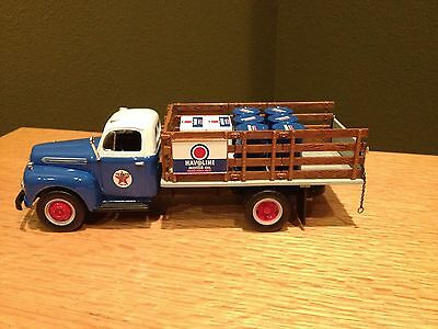 First Gear Texaco Havoline Stake Truck 1951 Ford 19-2237 #2 in the Series