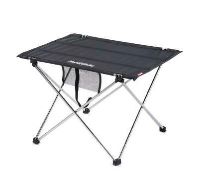 Portable Folding Table Ultra Light 4 Hiking Camping Picnic Easy Set Up Outdoor